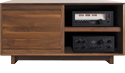 LP Record Storage Cabinet